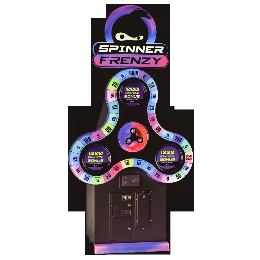 Freezy Spinner