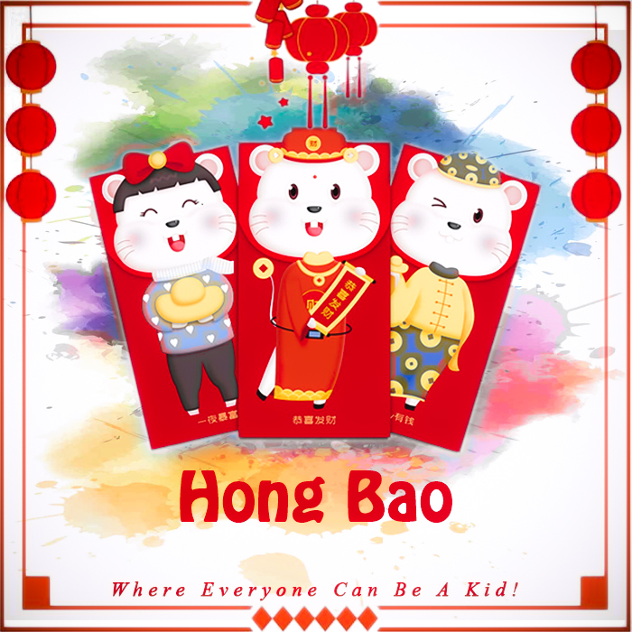 Happy Chinese New Year Hong Bao Promotion 2020